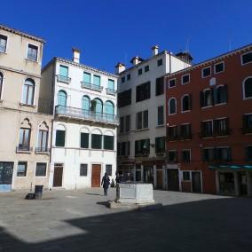 Trilocale Salizada San Lio, Venezia